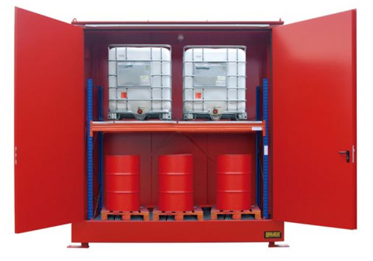brandschutz container