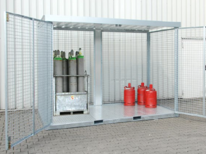 gasflaschen container GFC-E